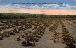 Armored Division, Camp Funston - Camp Forsyth