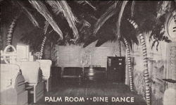 Little America, Palm Room - - Dine Dance