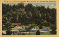 Greenbrier Lodge and Pool