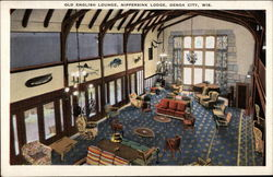 Old English Lounge, Nippersink Lodge