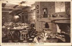 Interior Homestead Room, Hotel Custer