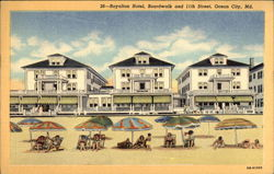 Royalton Hotel, Boardwalk and 11th Street