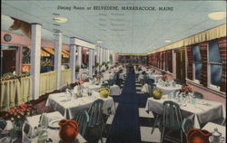 Dining Room at Belvedere