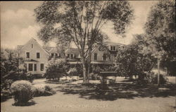 The Proctor House Postcard