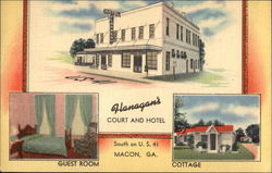 Flanagan's Court and Hotel