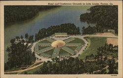 Hotel and Conference Grounds on Lake Louise