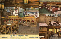 Ye Olde Oyster Bar: King Arthur Room, The Club Lounge, The George Washington Room, The Tap