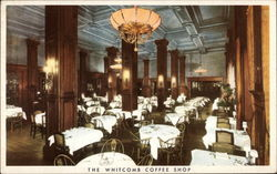 The Whitcomb Coffee Shop, Hotel Whitcomb
