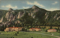 The Stanley Hotel, Rocky Mountain National Park