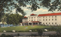Hotel Conneaut Overlooking the Lake