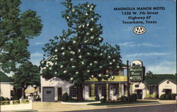 Magnolia Manor Motel