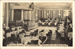 The Commodore - The Century Room