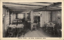 Publick House - Tap Room Postcard
