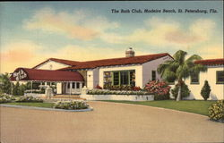 the Bath Club, Madeira Beach