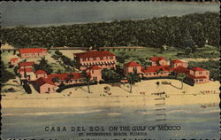 Casa del Sol on the Gulf of Mexico