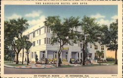 The Randolph Hotel and Apts