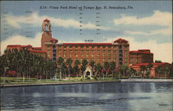 Vinoy Park Hotel on Tampa Bay