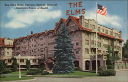 The Elms Hotel - America's Haven of Health