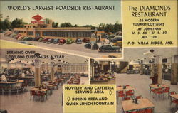 The Diamonds Restaurant - World's Largest Roadside Restaurant