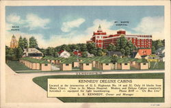 Kennedy Deluxe Cabins