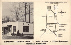 Graham's Tourist Court