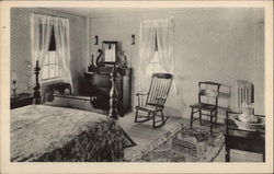A Guest Room at the Botsford Tavern