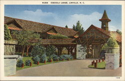 Eseeola Lodge
