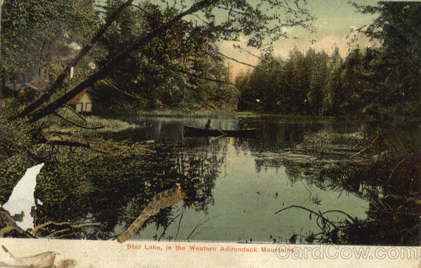 Star Lake Ny >> Star Lake Adirondacks Ny