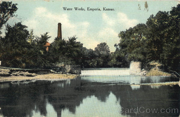 Water Works Emporia Kansas