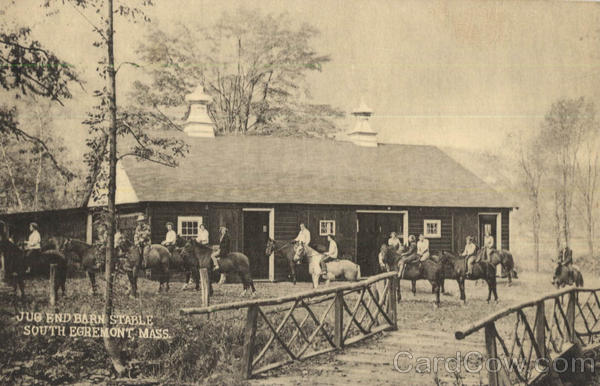Juo End Barn Stable South Egremont Massachusetts