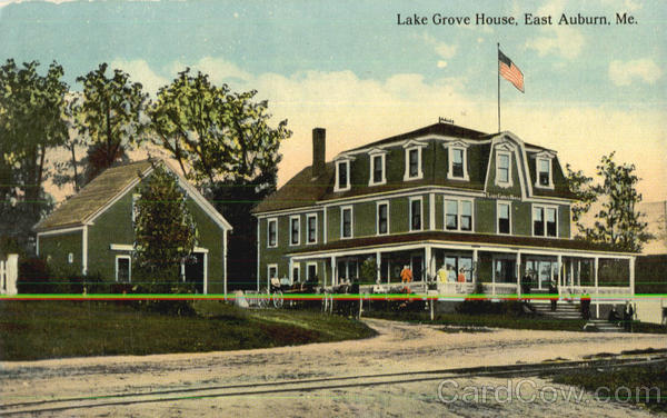 Lake Grove House East Auburn Maine