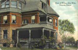 Home Of William Allen White