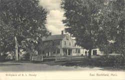 Birthplace of D. L. Moody