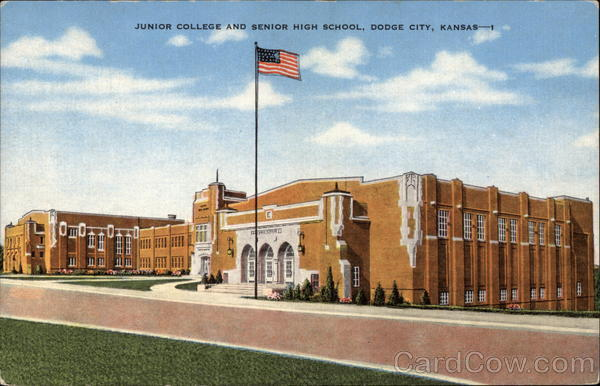 junior college and senior high school dodge city ks. Cars Review. Best American Auto & Cars Review