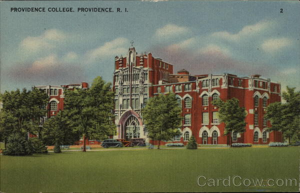 Providence College Rhode Island
