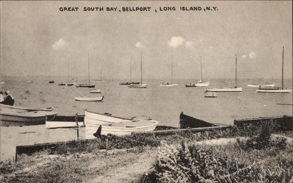 Great South Bay, Bellport Long Island New York