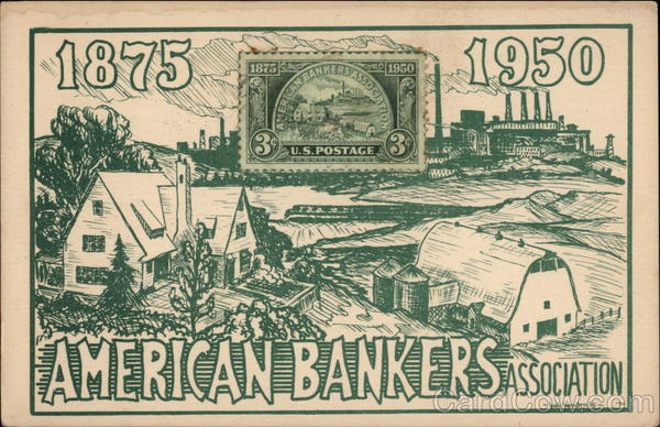 American Bankers Association, 1875 - 1950 Saratoga Springs New York