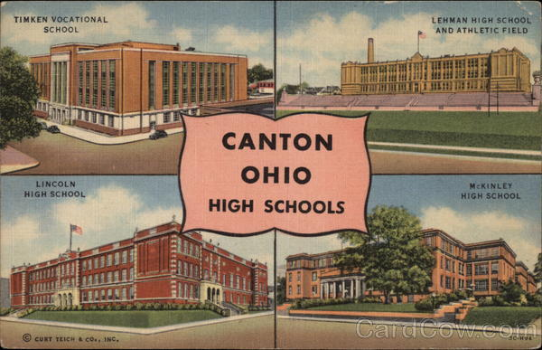 High Schools Canton Ohio