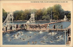 Culver Summer Schools - The Swimming Piers