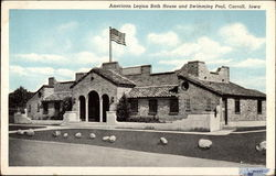 American Legion Bath House and Swimming Pool