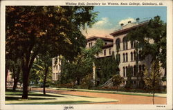 Whiting Hall, Dormitory for Women, Knox College