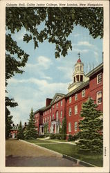 Colby Junior College - Colgate Hall