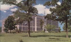 Dr. Nichols' Sanatorium for Cancer