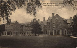 Rockefeller Hall, Mount Holyoke College