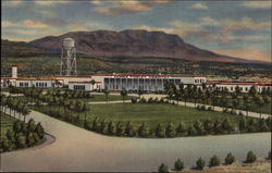 Carrie Tingley Hospital & Caballo Mountains
