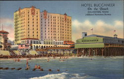 Hotel Buccaneer, On the Beach