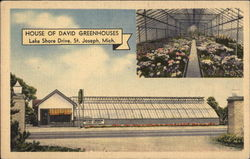 House of David Greenouses, Lake shore Drive