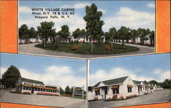 White Village Cabins