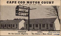 Cape Cod Motor Court