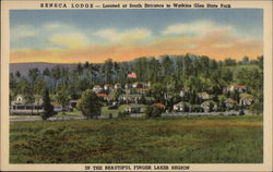 Seneca Lodge, in the Beautiful Finger Lakes Region